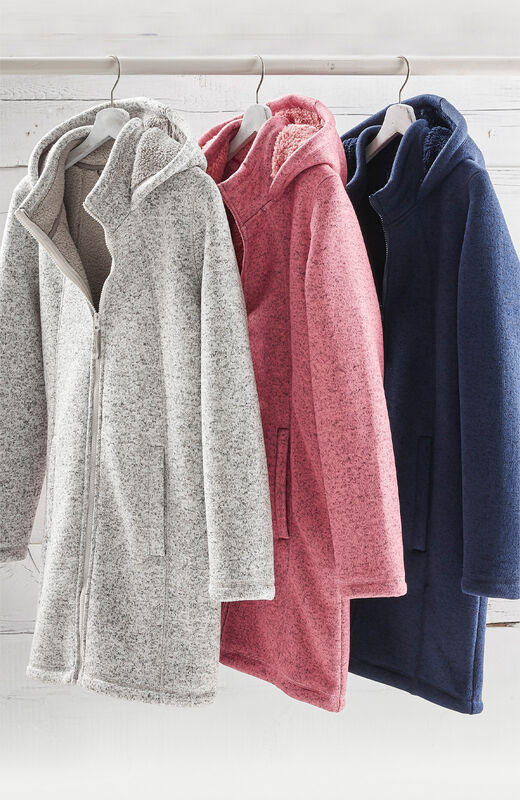 Fleece Collection | Bonded Jacket | By Cotton Traders