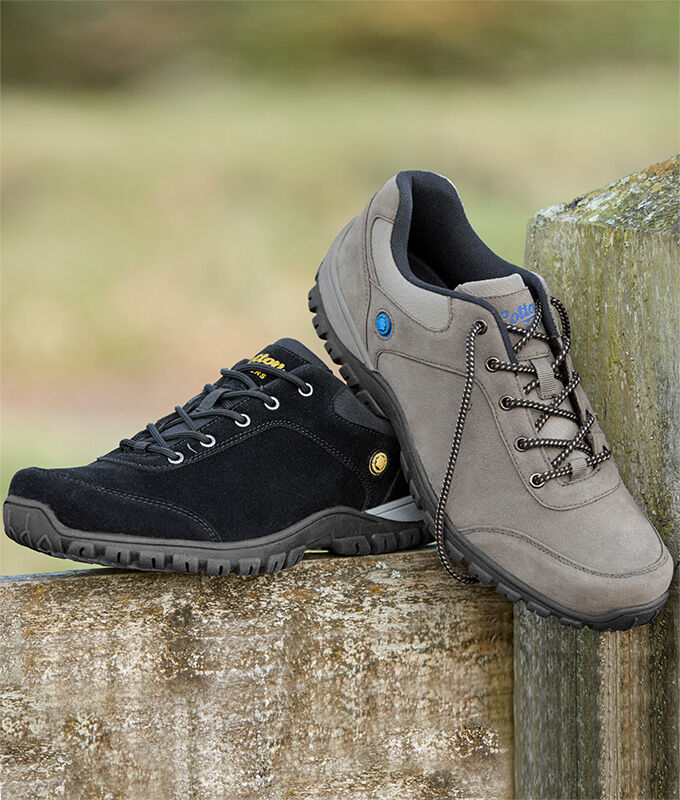 Autumn Footwear | Trail Shoes | By Cotton Traders