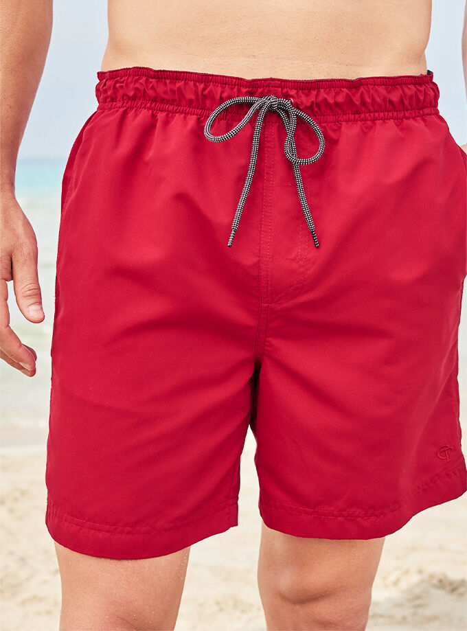 Holidays at Home | Plain Swimshorts | By Cotton Traders