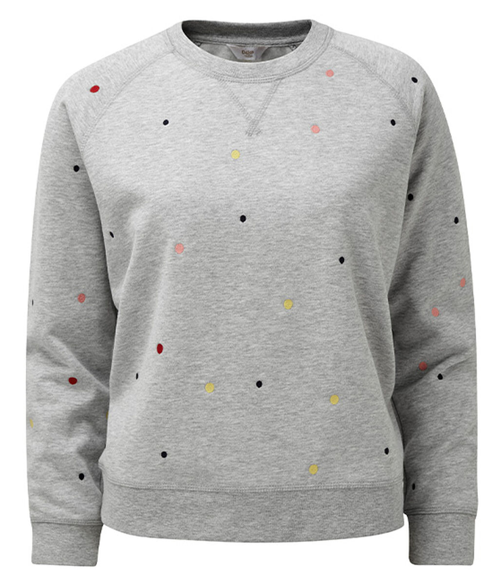 The Charisma Jumper | Charisma Crew Neck Sweatshirt | By Cotton Traders