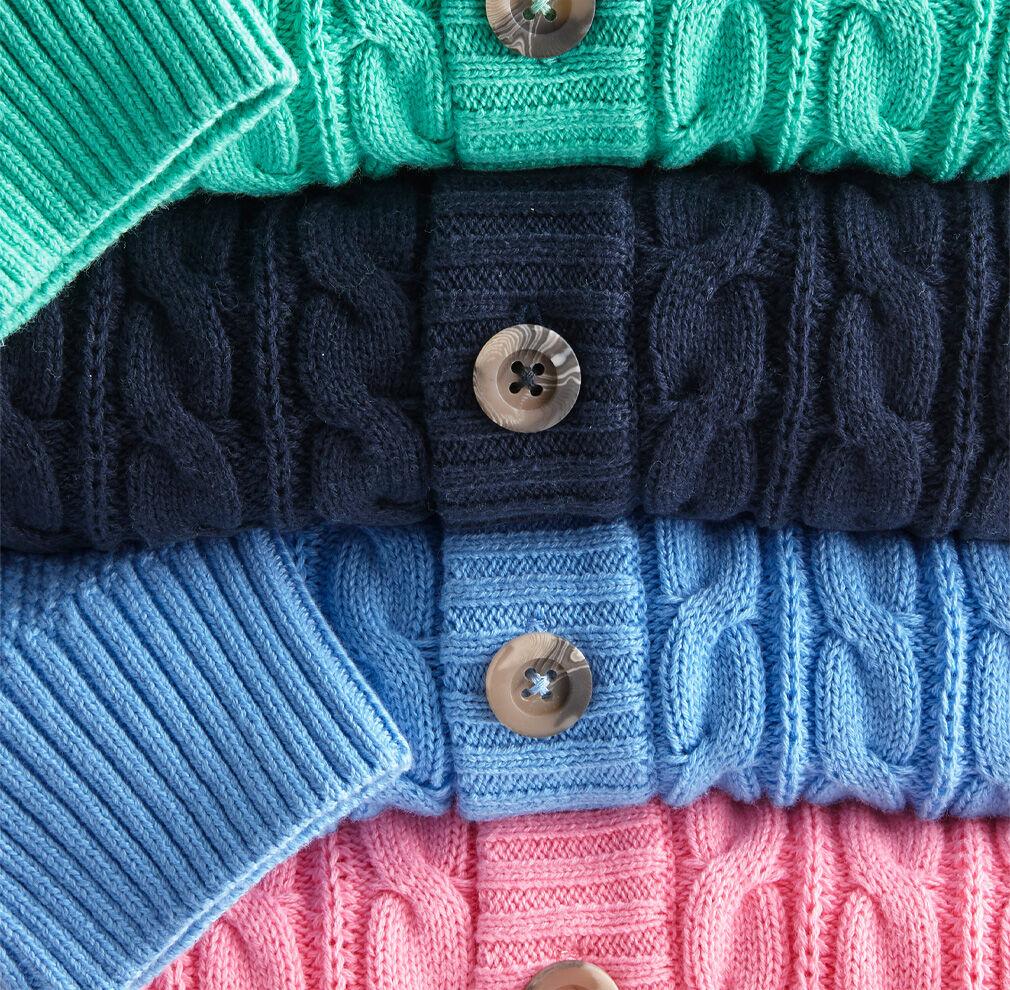 Knitwear Inspirations | Sherpa Fleece Jacket | By Cotton Traders