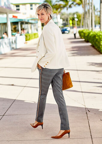 City Chic | Blazer | By Cotton Traders