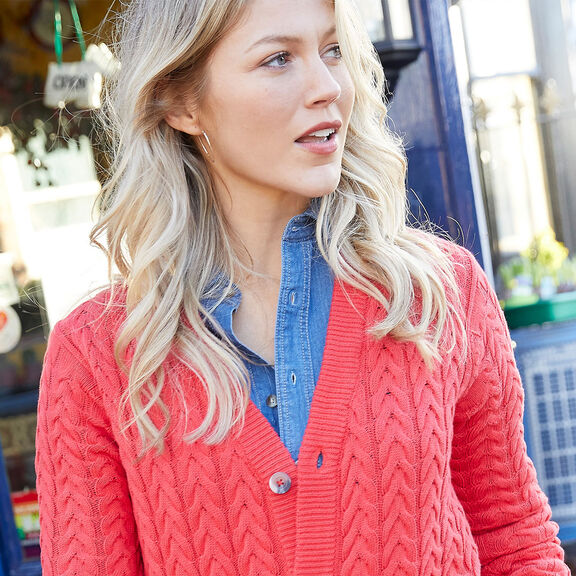 Fair Isle Jumper | By Cotton Traders