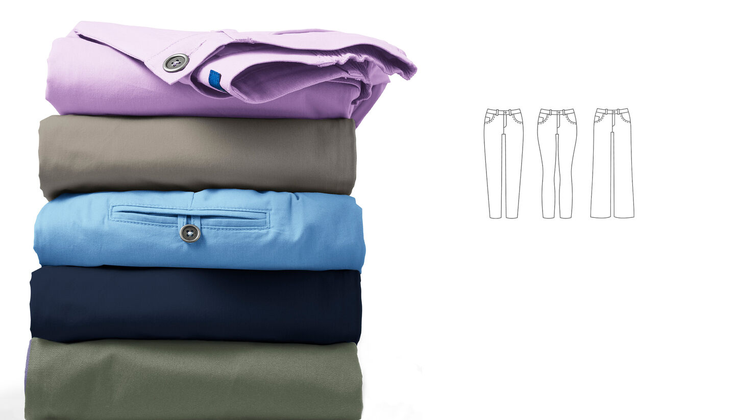 Inspirational Trouser Guide | By Cotton Traders