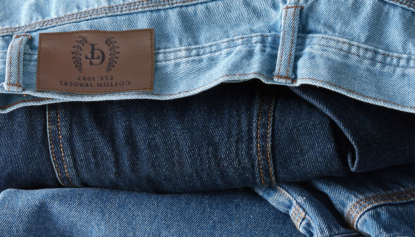 Inspirational Denim | By Cotton Traders