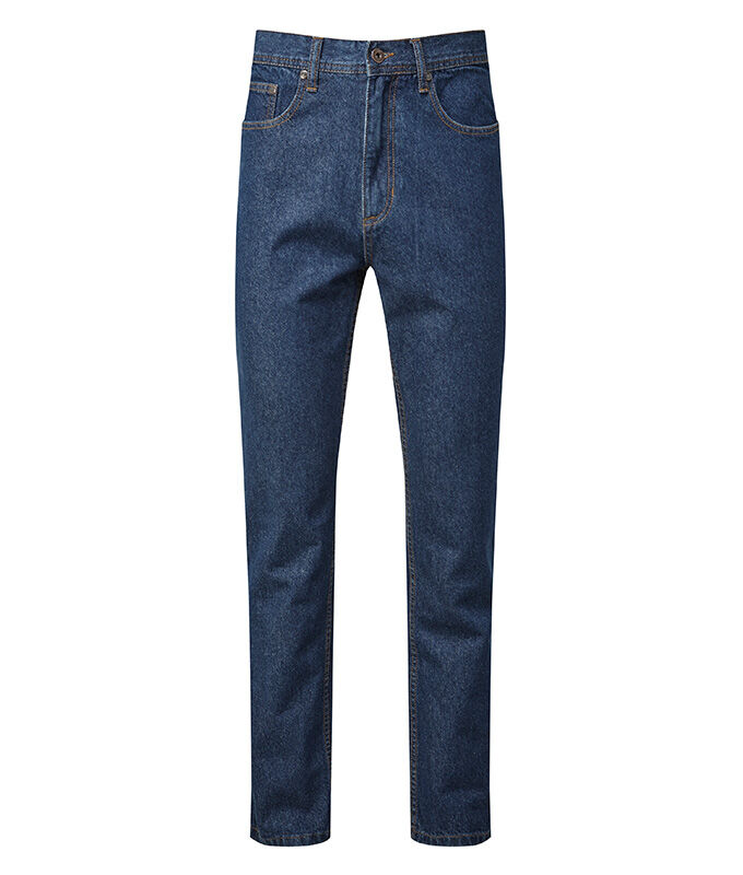 Men's Collection | Baxter Regular Jeans | By Cotton Traders
