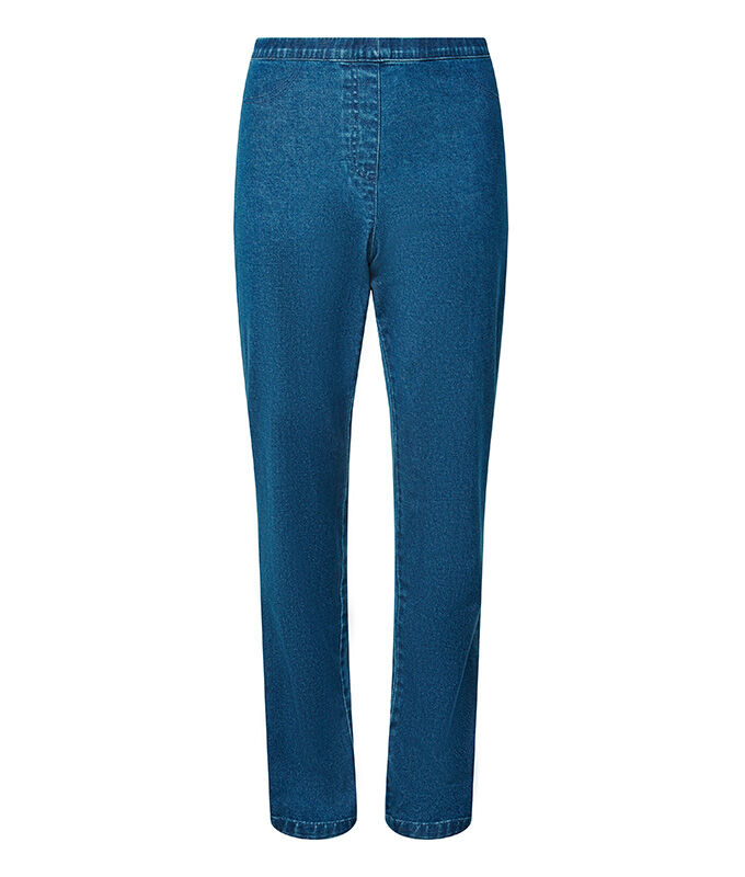 The Colourblock Jumper | Slim Straight Leg Jeggings | By Cotton Traders