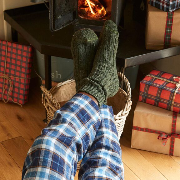 Loungewear Trousers   By Cotton Traders