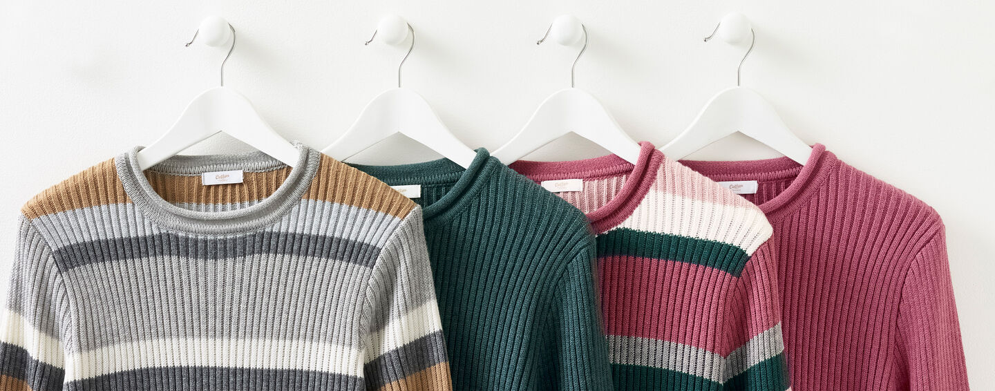 Inspirational Cashmere Knitwear | By Cotton Traders