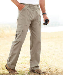 Mens Action Pants