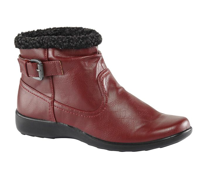 Sherpa Trim Flexisole Boots
