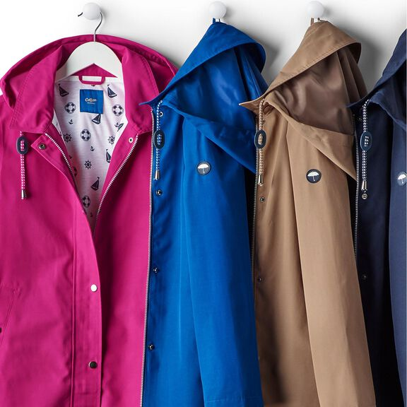 Women's Coats & Jackets   By Cotton Traders