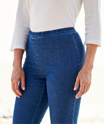 Inspire Me | Our Top 5 Trousers | Slim Straight Leg Jeggings | By Cotton Traders