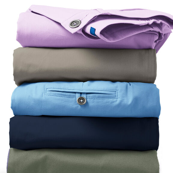 Chino Trousers   By Cotton Traders