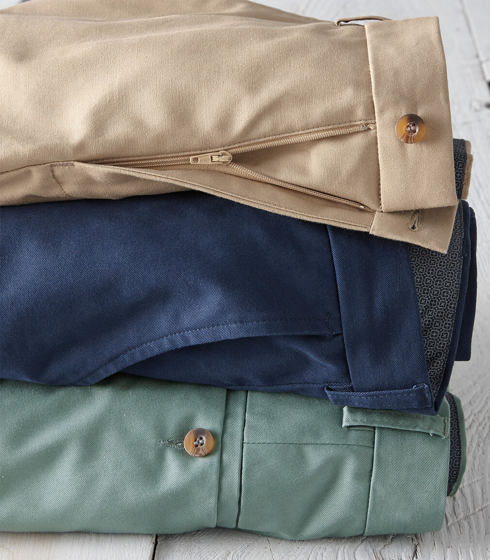 Men's Collection | Ultimate Chino Trousers | By Cotton Traders