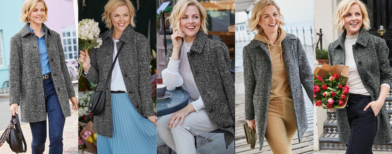 Crochet Trim Jacket