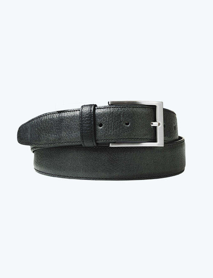 Inspirational Transitional Styles | Men's Smart Leather Belt | By Cotton Traders