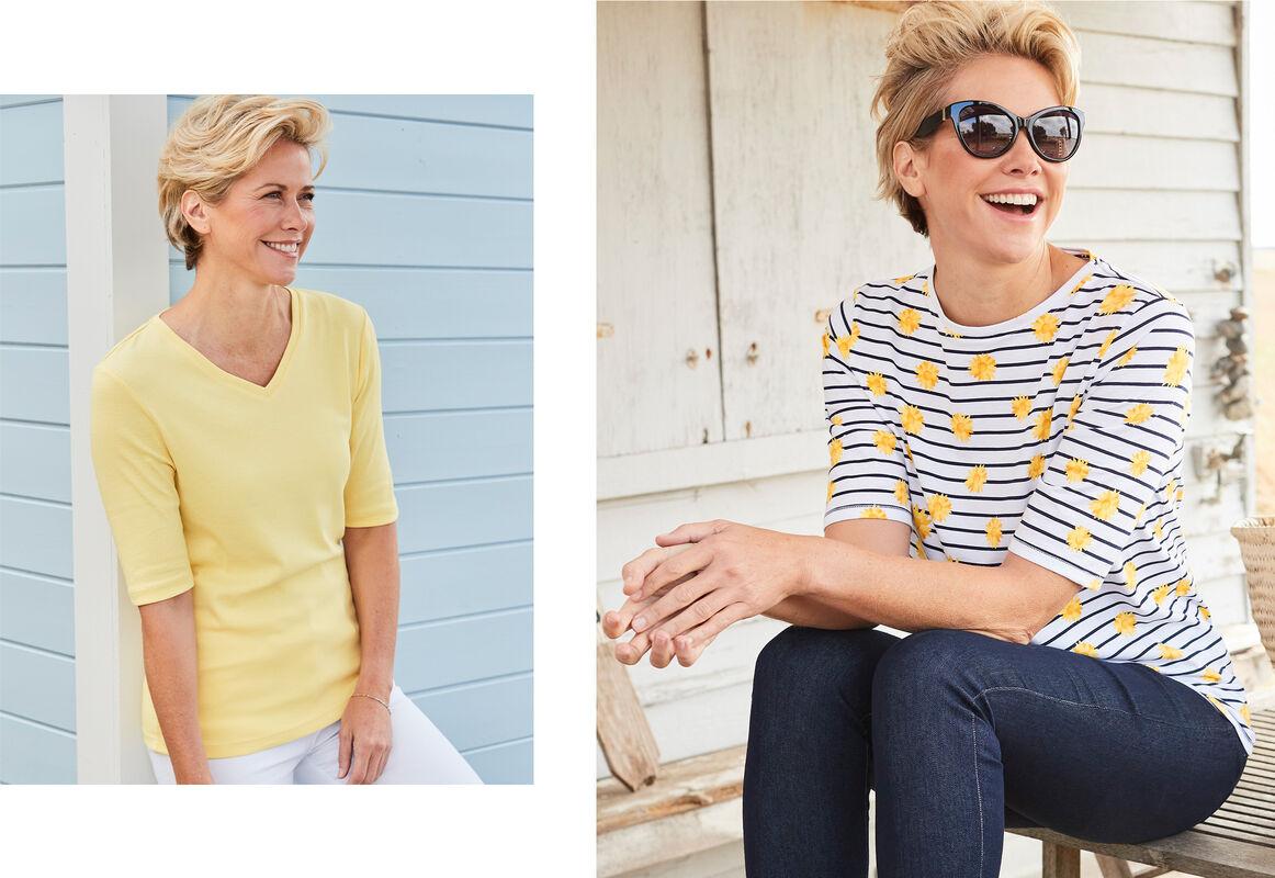Yellow Clothing