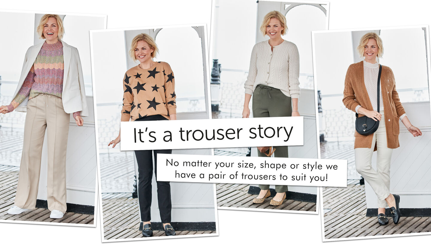 Inspirational Trousers