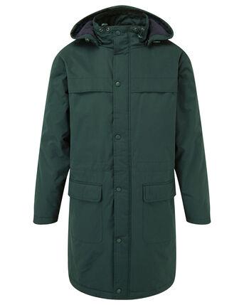 Fleece Lined Coat