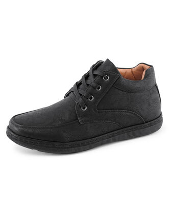 Dual Fit Lace-up Boots