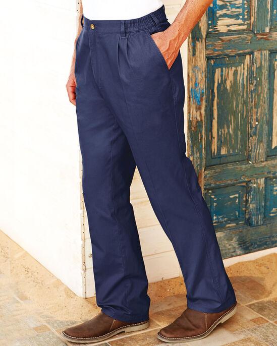 Elastic Waist Trousers