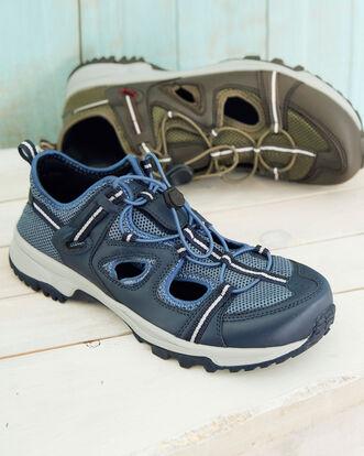 Lightweight Trekker Toggle Shoes