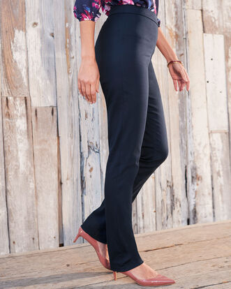 Comfort Waist Stretch Trousers