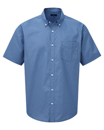 Short Sleeve Easy Care Shirt