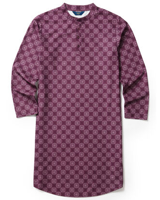 Plum Night Shirt