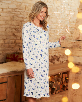 Pack of 2 Jersey Nightdresses