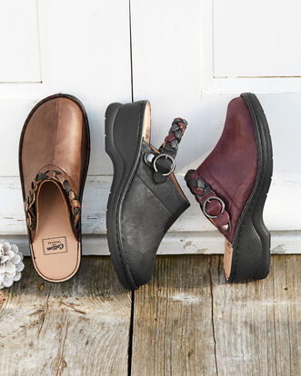 Lightweight 2-in-1 Clogs