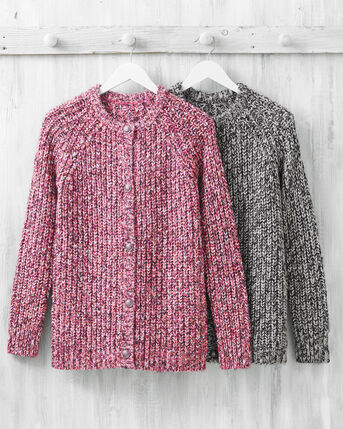 Button-through Cardigan