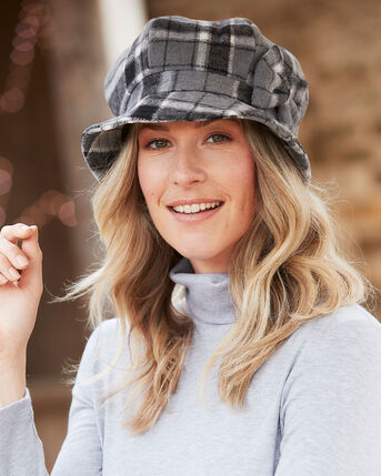 Check Hat