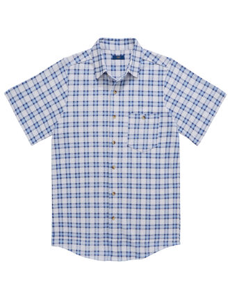 Short Sleeve Printed Jersey Shirt