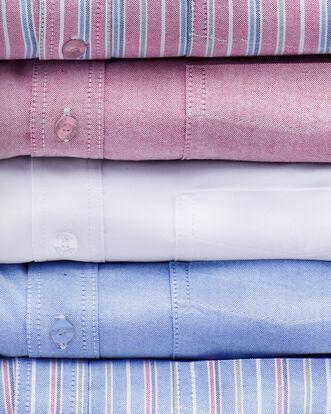 Classic Short Sleeve Oxford Shirt