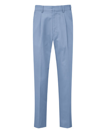 Pleat Front Supreme Easy Care Trousers