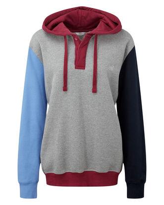 Multi Super Soft Hooded Sweatshirt