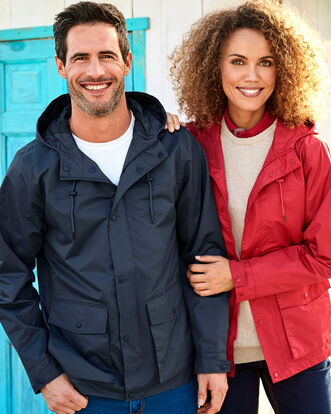 Waterproof Breathable Jacket