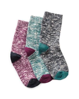 3 Pack Cotton Rich Walking Socks