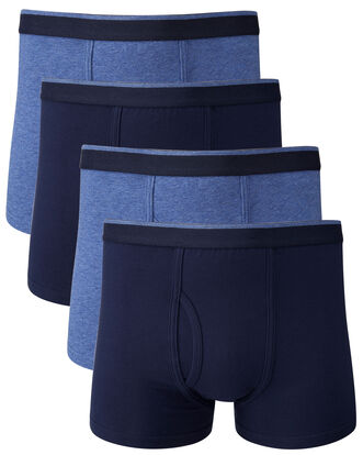 Pack of 4 Trunks