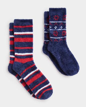 2 Pack Bed Socks