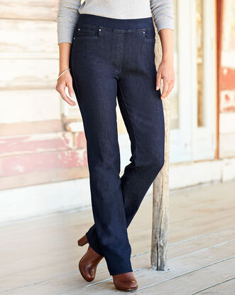 883a60473 Women's Jeans | Elasticated Waists - Cotton Traders