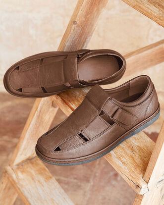 Dual Fit Adjustable Sandals