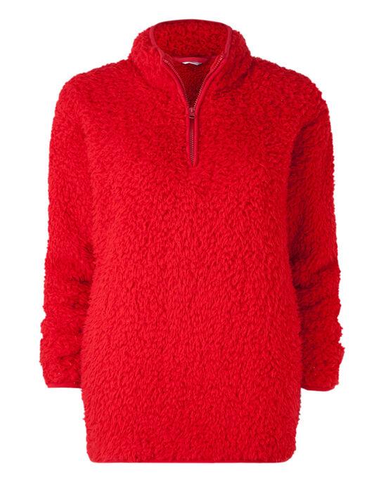 Cosy Fleece Top