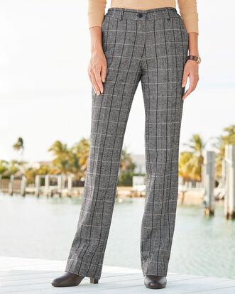 Side Elasticated Waist Trousers