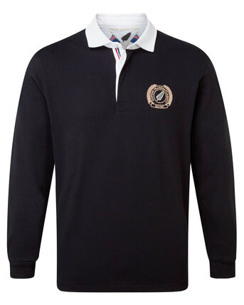 New Zealand Classic Rugby Shirt