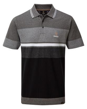 Guinness® Marl Stripe Polo Shirt