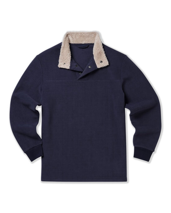 Luxury Fleece Popover