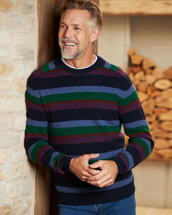 Lambswool Rich Jumper